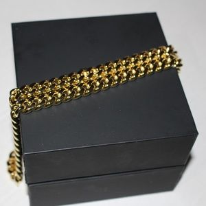 """Other - 12mm Cuban Miami Chain 26"""" Length Double Lock"""